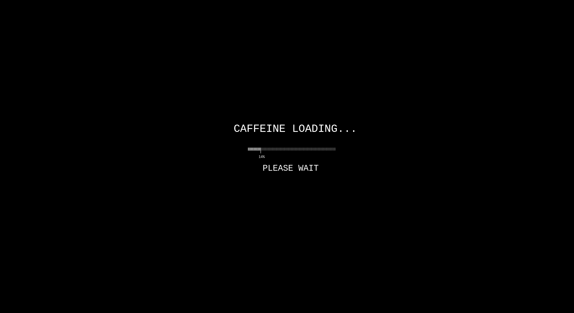 Caffeine Loading Please Wait Computer Wallpapers Desktop Backgrounds 1980x1080 Id 428151 Computer Wallpaper Free Wallpaper Wallpaper