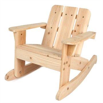 Fauteuil A Bascule Bois Enfants Chaise A Bascule Chaise Bascule Fauteuil A Bascule