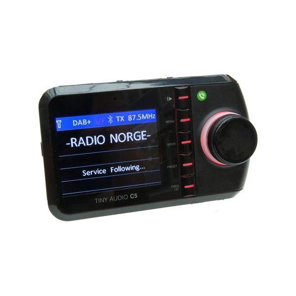 Tiny Audio C5 Dab To Dab M Service Following Elektronikk