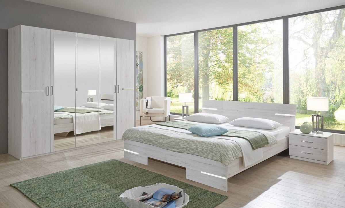 Wimex Schlafzimmer Set Kopenhagen 4 Tlg