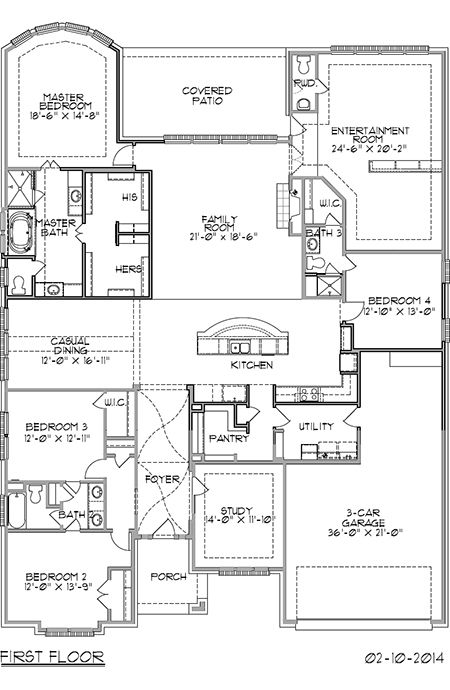 Trendmaker Homes New Home Plan F756 Listing In Houston