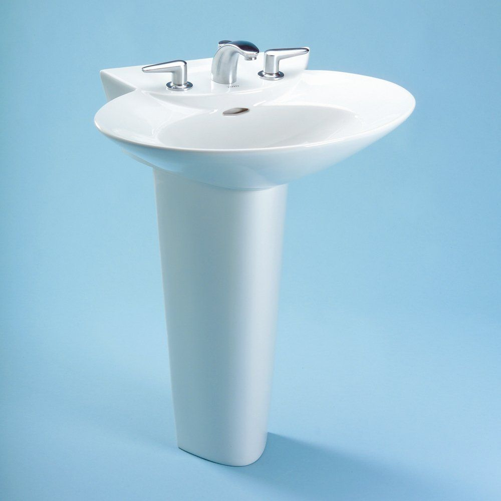 Toto LPT908 Pacifica Pedestal Sink | Bathroom Sinks | Pinterest ...