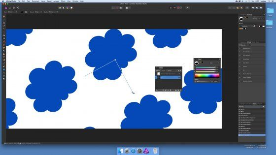 Re-color patterns in Affinity Photo tutorial - TipDesk