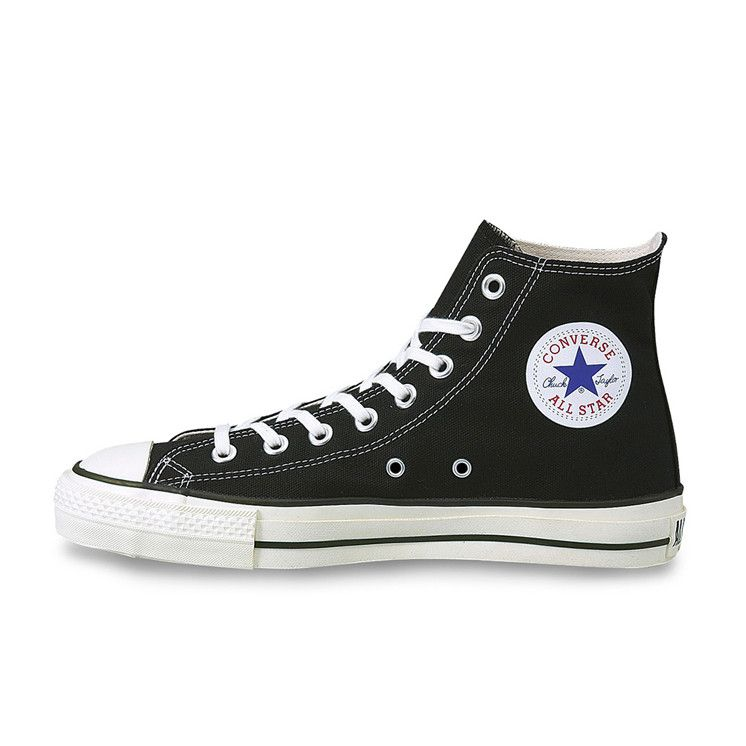 CONVERSE CANVAS ALL STAR® J HI | MADE IN JAPAN