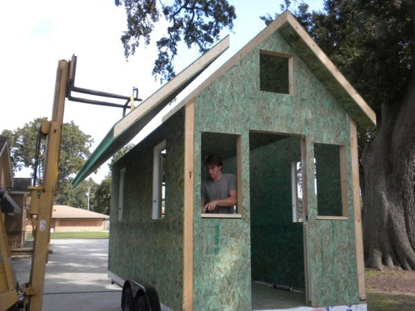 Tumbleweed Walden Sip Tiny House Structural Insulated