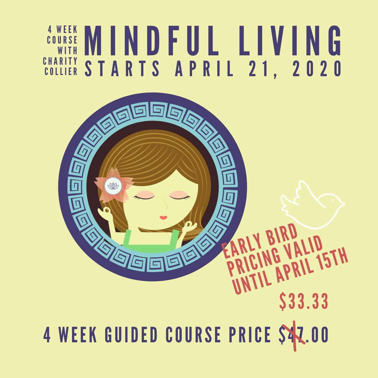 Mindful Living Course In