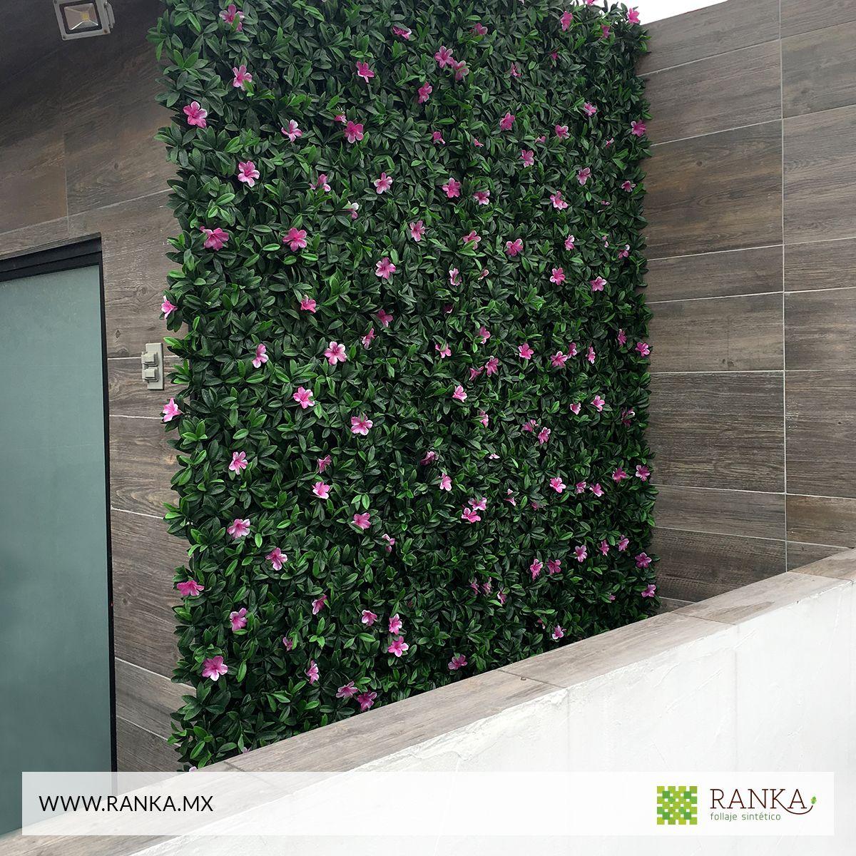 Follaje artificial para crear espacios envidiables for Follaje para jardin