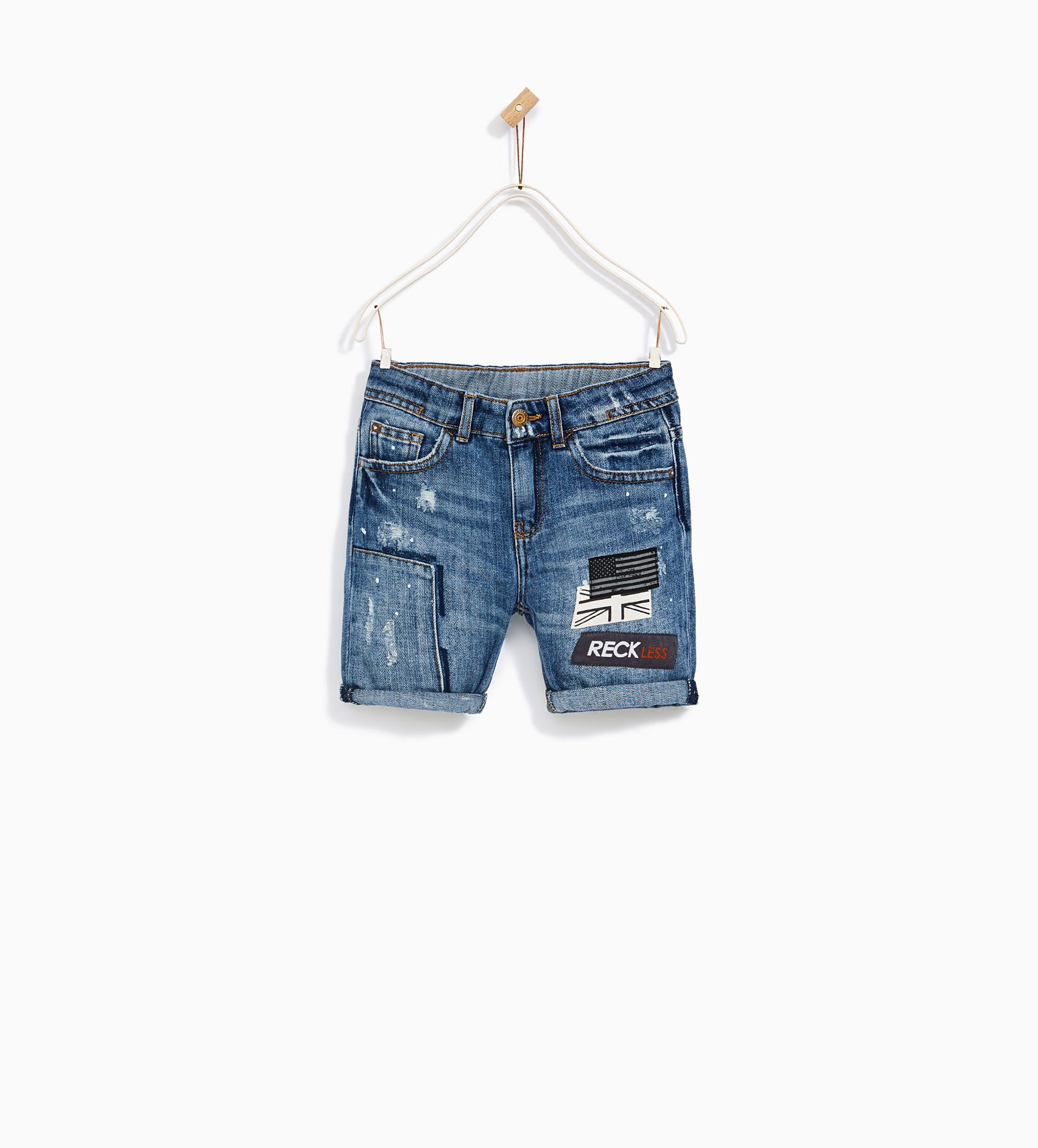 b929a15df2 ZARA - KIDS - BERMUDA SHORTS WITH FRONT PATCHES | Kaydens wardrobe ...