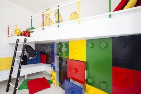 Very creative kids room! Kids room deco Pinterest Creative