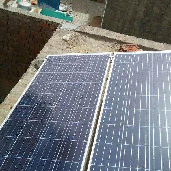 300 Watt Offgrid Solar Power Plant Installation At Asawarpur Rai Sonipat Haryana India Solarenergy Dayrise Rise Ruralind Solar Companies Solar Solar Panels