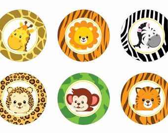 Jungle Birthday Party Supplies Safari Baby Shower