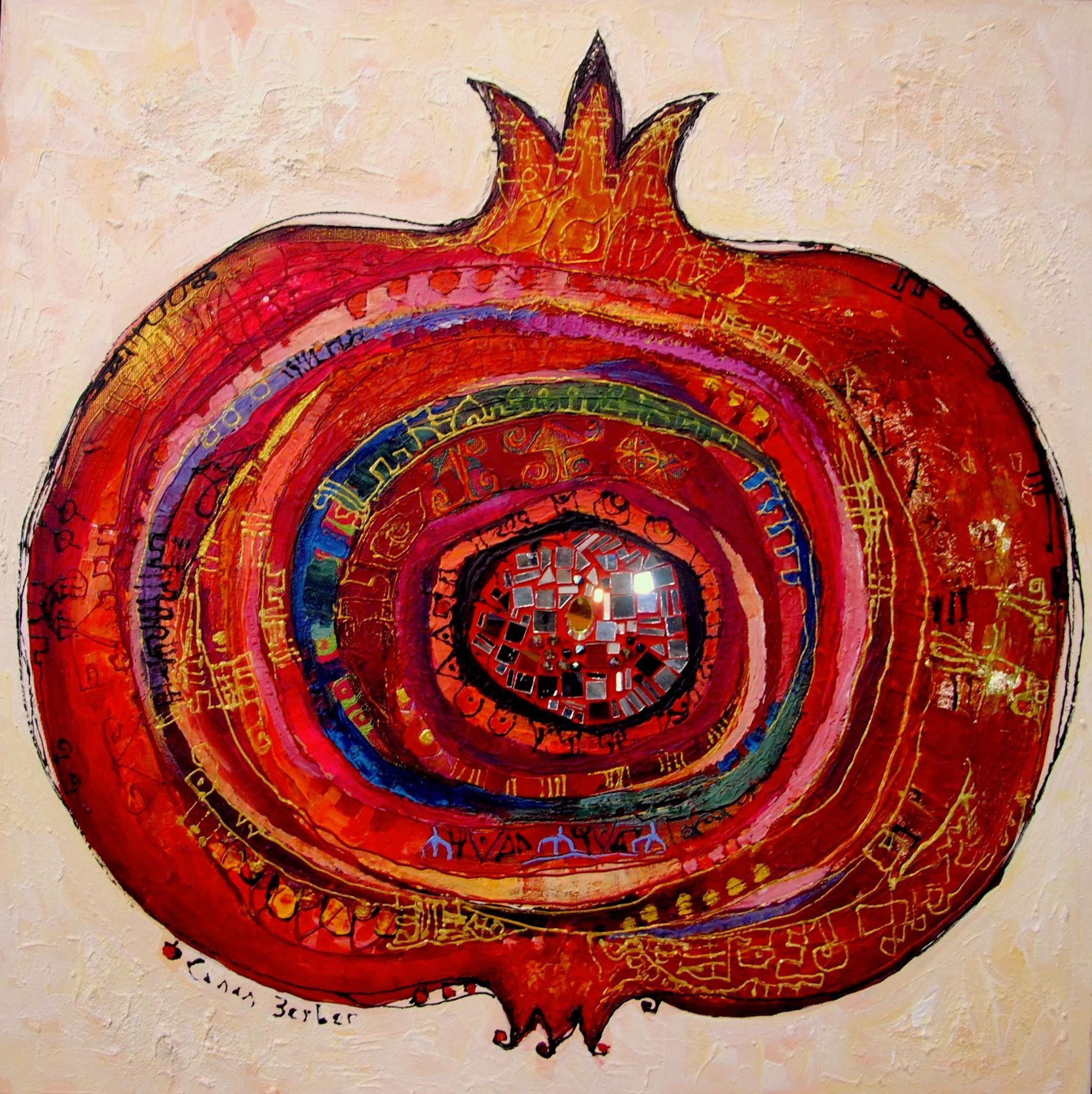 Pomegranate Pomegranate Art Art Quilts Art Inspiration