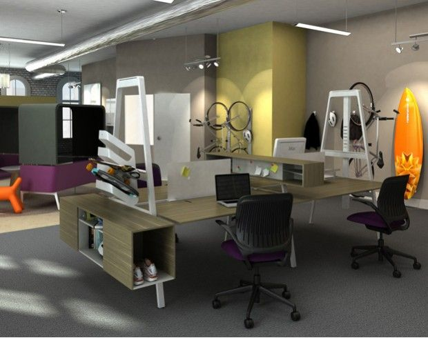 1,600 sf collaboration space   Turnstone