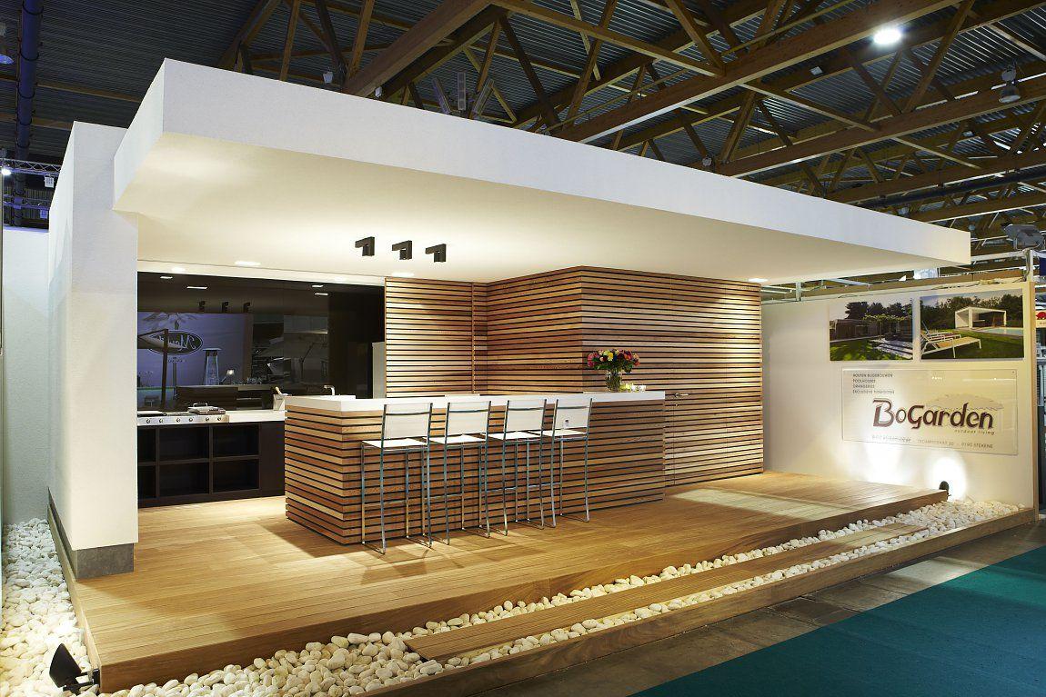 Moderne buitenkeuken bogarden house pool houses