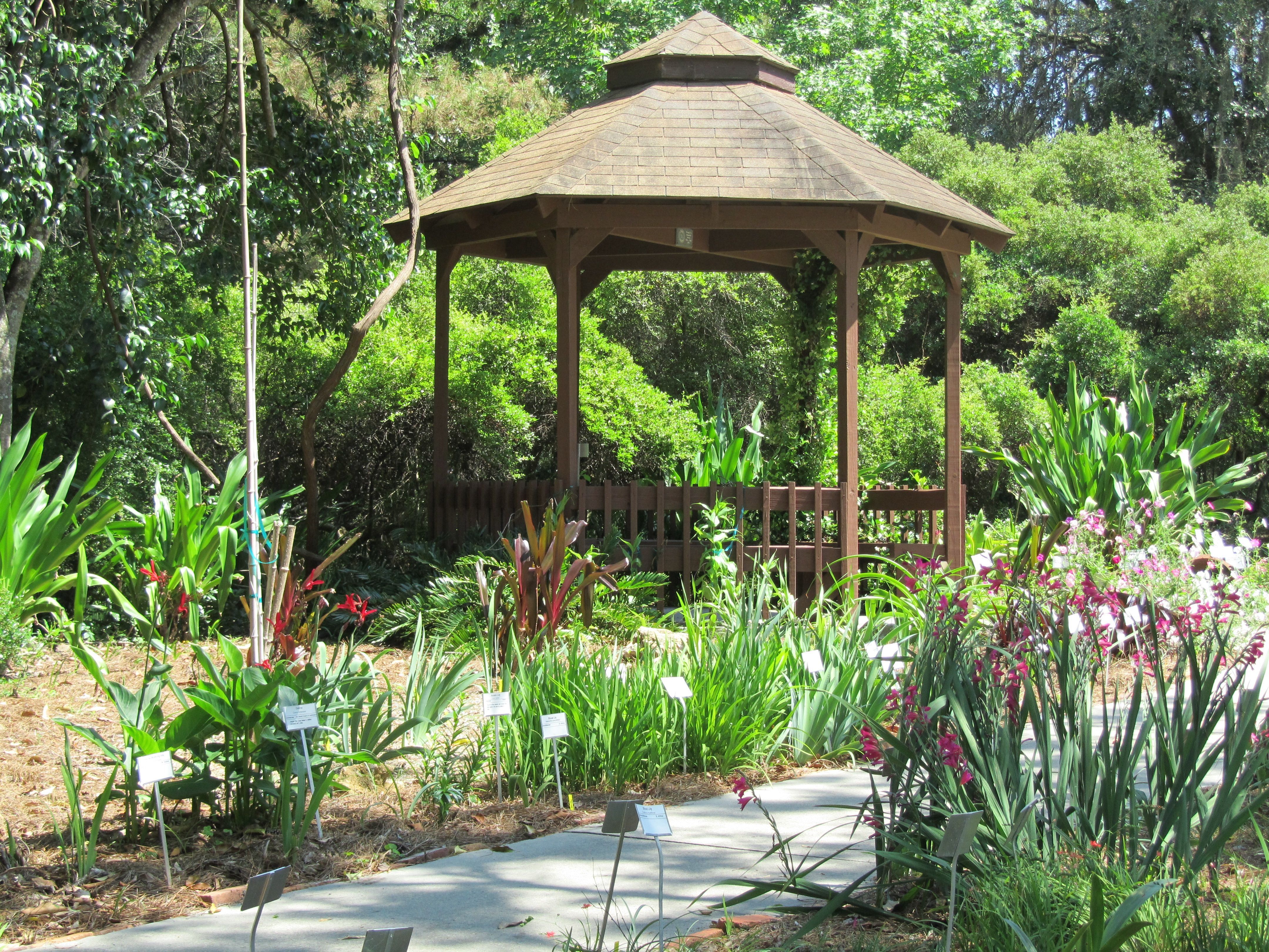 Kanapaha Bonatical Garden, Gainesville, FL | Huerto y jardín ...
