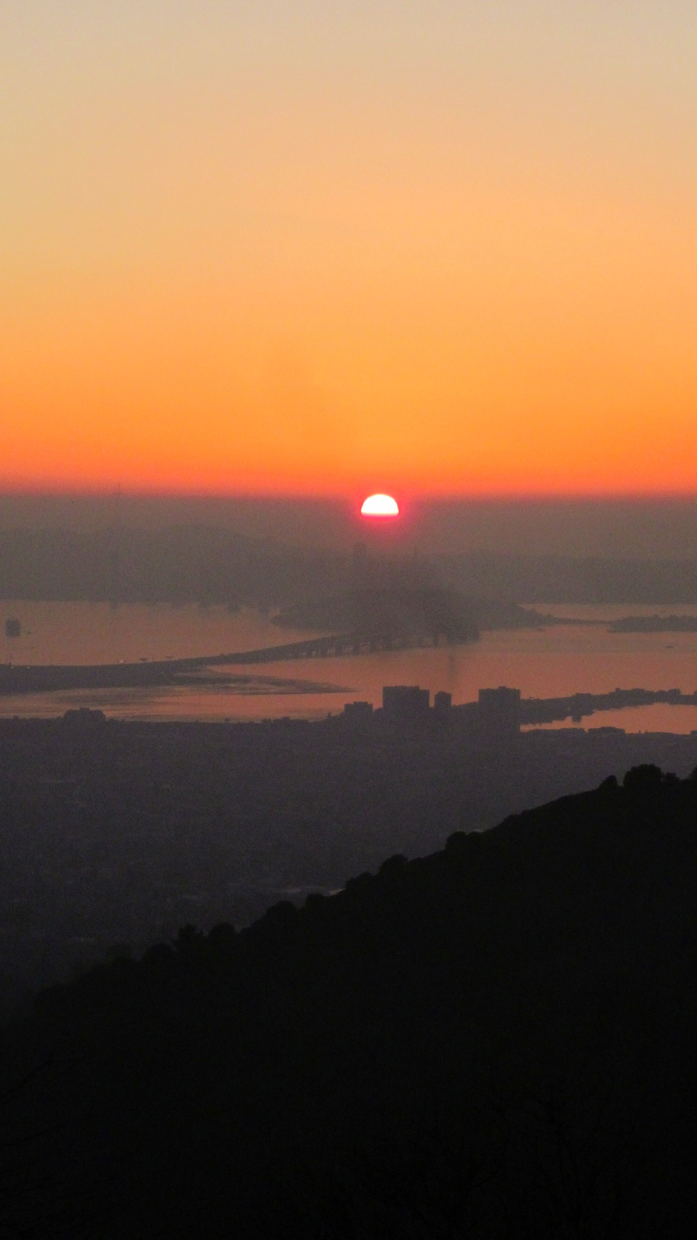 Sunset in Northern California need Florida state parks