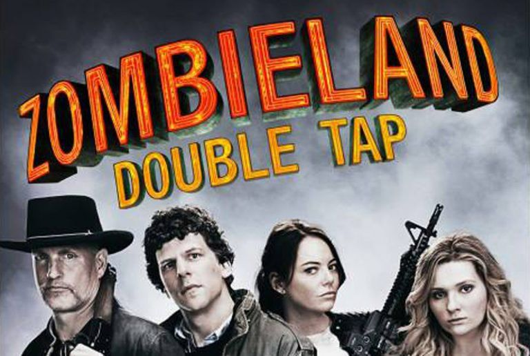 First Look At The Returning Cast Of Zombieland Double Tap Zombieland Full Movies Hd Movies