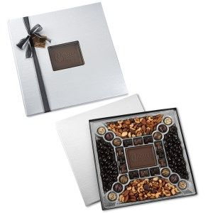 Hammer your message home with this fancy custom gift box!