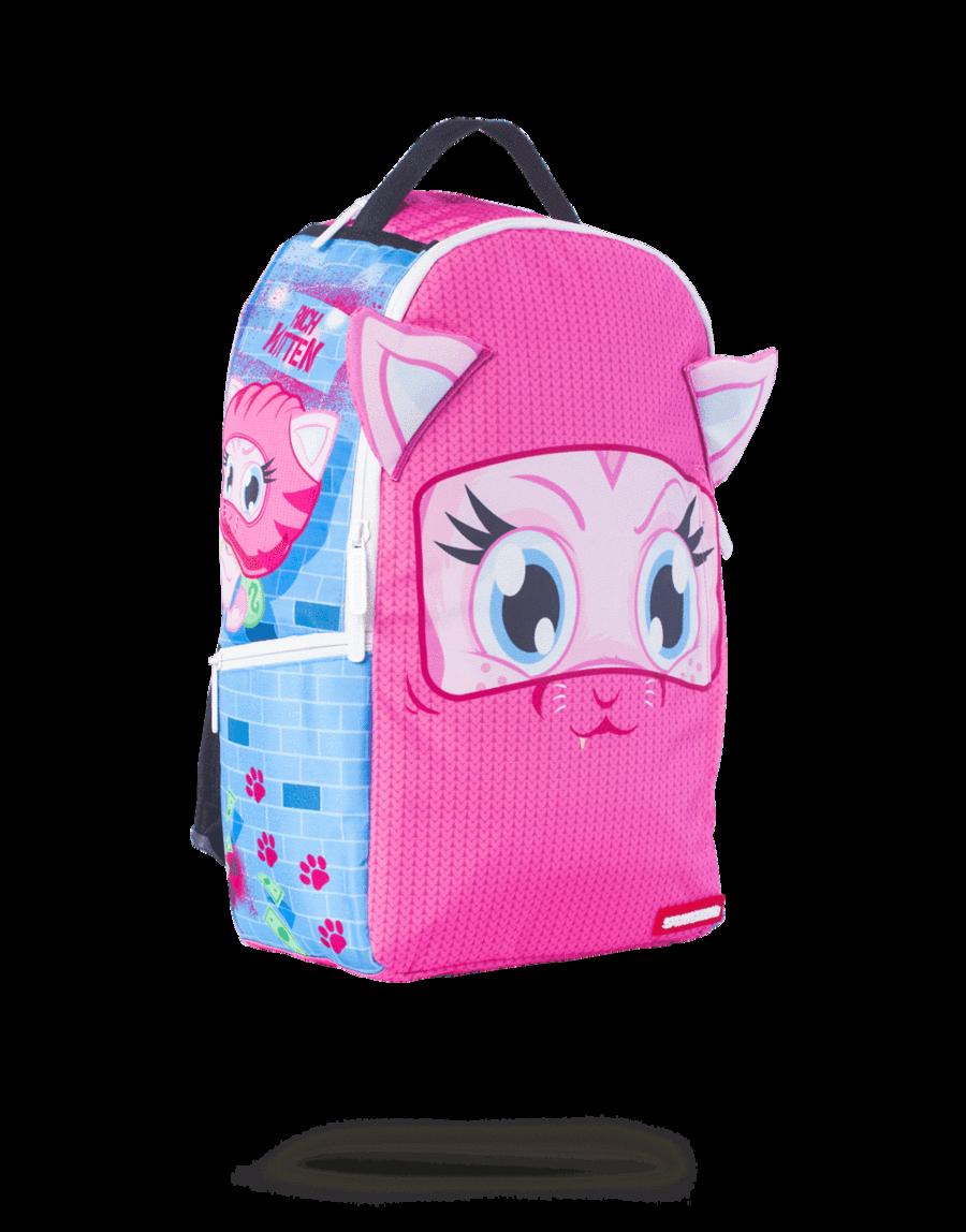 Sprayground Kitten On The Run Backpack Backpacks Sprayground Handbag