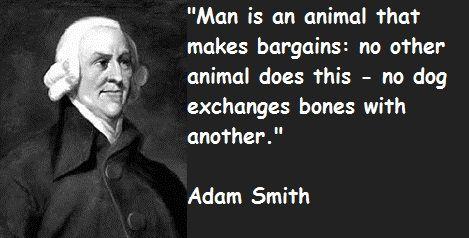 Adam Smith Quotes Adam Smith Quotes  The Budding Entrepreneur  Pinterest  Quotation