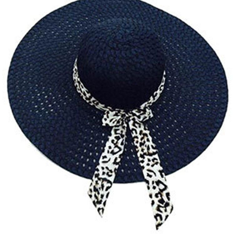 The spring and summer female hat beach sun hat straw hat #JS0660