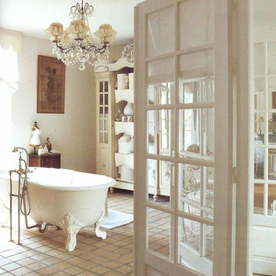 50 Creative Shabby Chic Style Bathroom Ideas To Try For