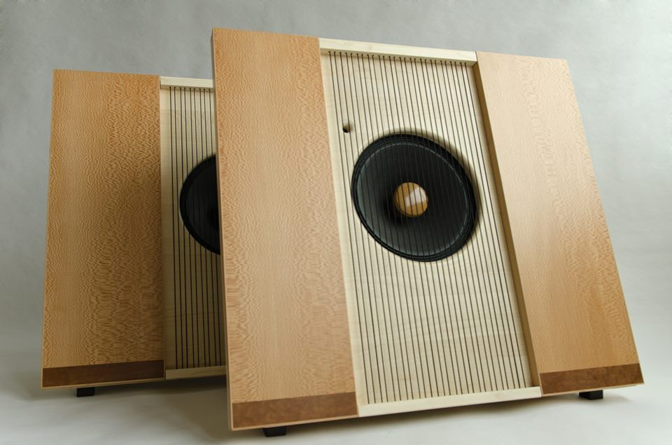 musical affairs open baffle field coil hifi electro pinterest speakers audio and. Black Bedroom Furniture Sets. Home Design Ideas