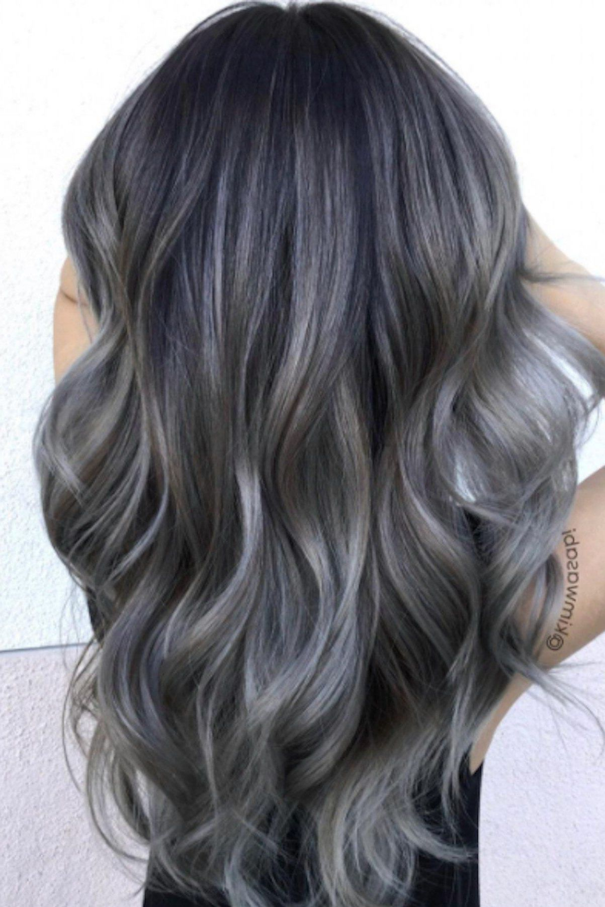 50 Gray Silver Hair Color Ideas In 2019 Silver Hair Trend Hair Color As Well As Attitude And These Days Not Silver Grey Hair Silver Hair Color Ash Hair Color