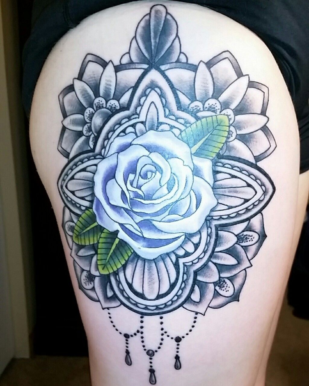 Done by matt stankis at northside tattoos in wilmington