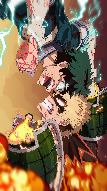 Gg Hero Wallpaper Anime My Hero Academia Episodes