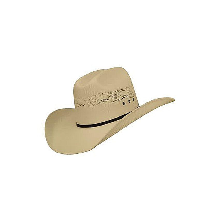 Lone Star Men's Bangora Straw Hat