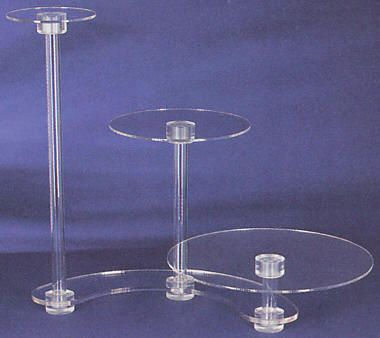 wedding cake stand not on the high street cake stands clear cascade cake stand 3 tier this cake 25639