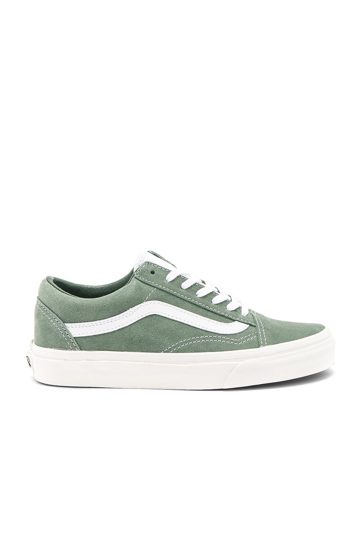 Vans Retro Sport Old Skool Sneaker en Sea Spray   True White ... be774bc223f