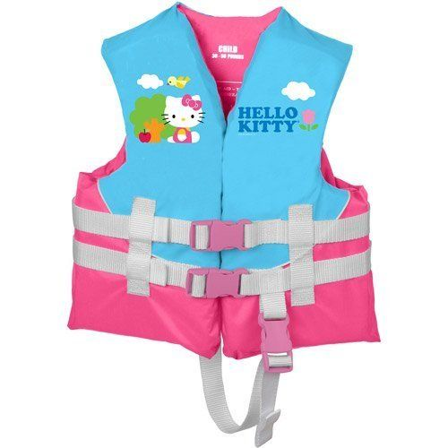 Sanrio Hello Kitty Child Life Vest Hello Kitty Child Life Jacket