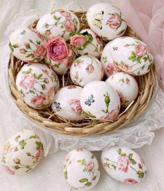 11df88908 Színes, vidám tojásdíszítési technikák húsvétra | пасхальные ...