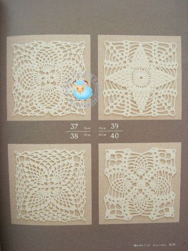 Lacework Mini-Doily 100 Asahi - Lita Zeta - Álbumes web de Picasa