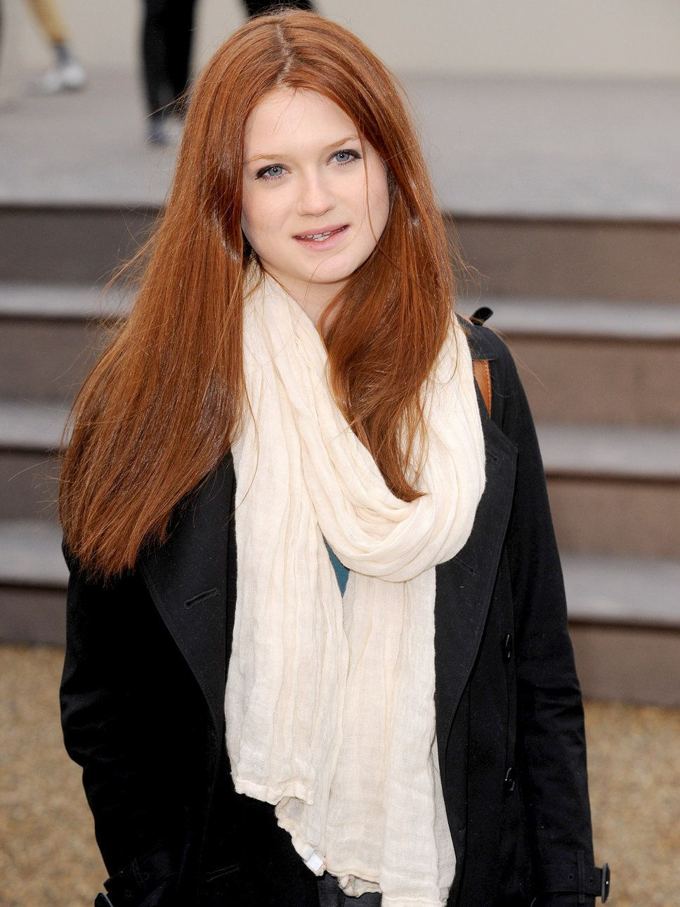 Watch Bonnie Wright (born 1991) video