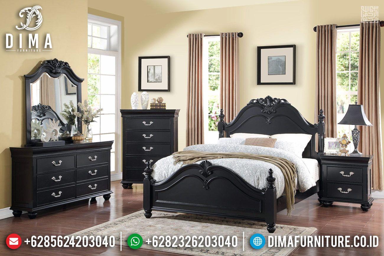 Design Tempat Tidur Minimalis Black Duco Mebel Jepara Terbaru Ttj 0267 Set Kamar Tidur Perabot Kamar Tidur Ide Dekorasi Rumah Black queen bedroom set