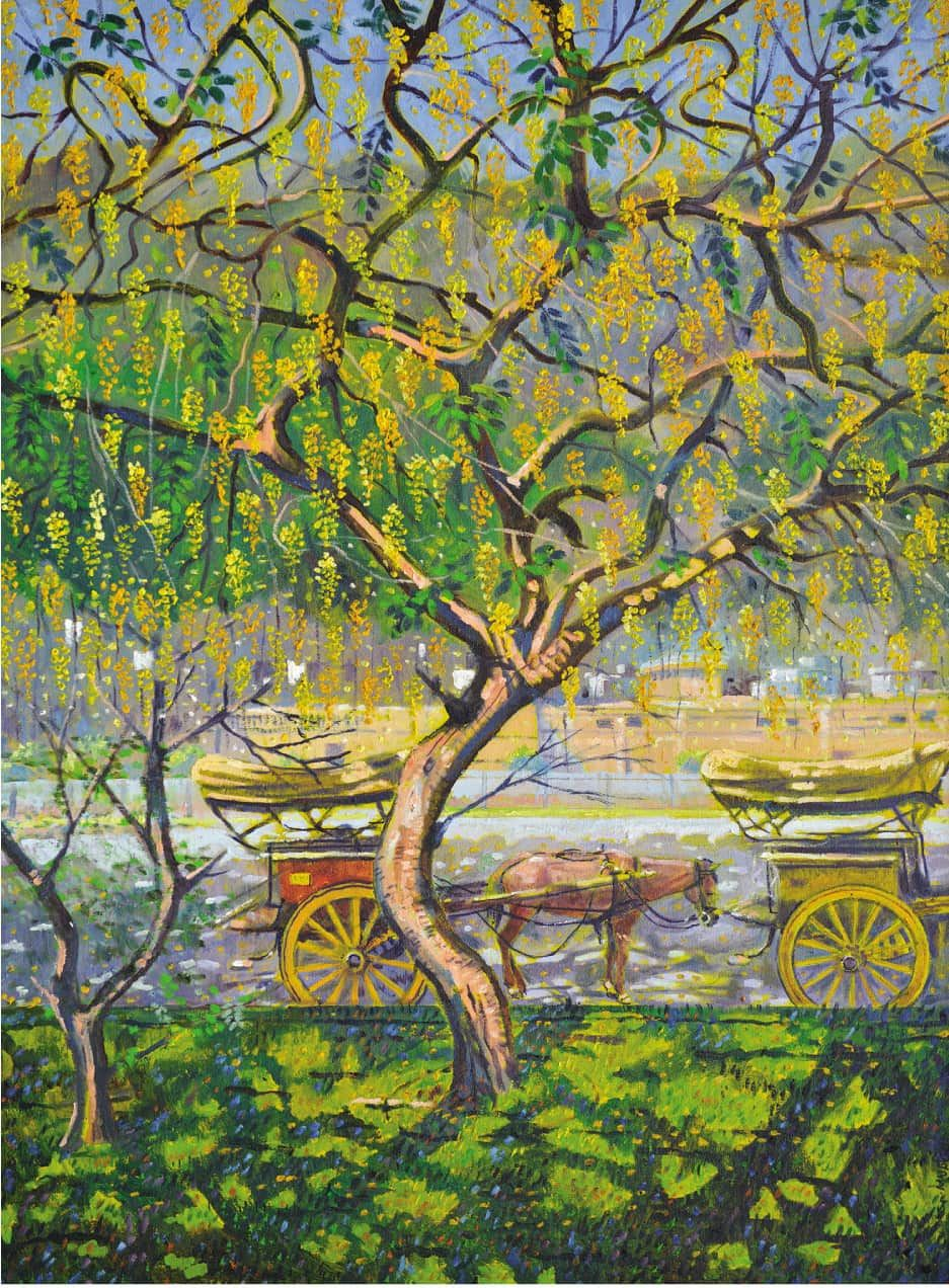 Ghulam Mustafa Page 2 Art Painting Art Gallery