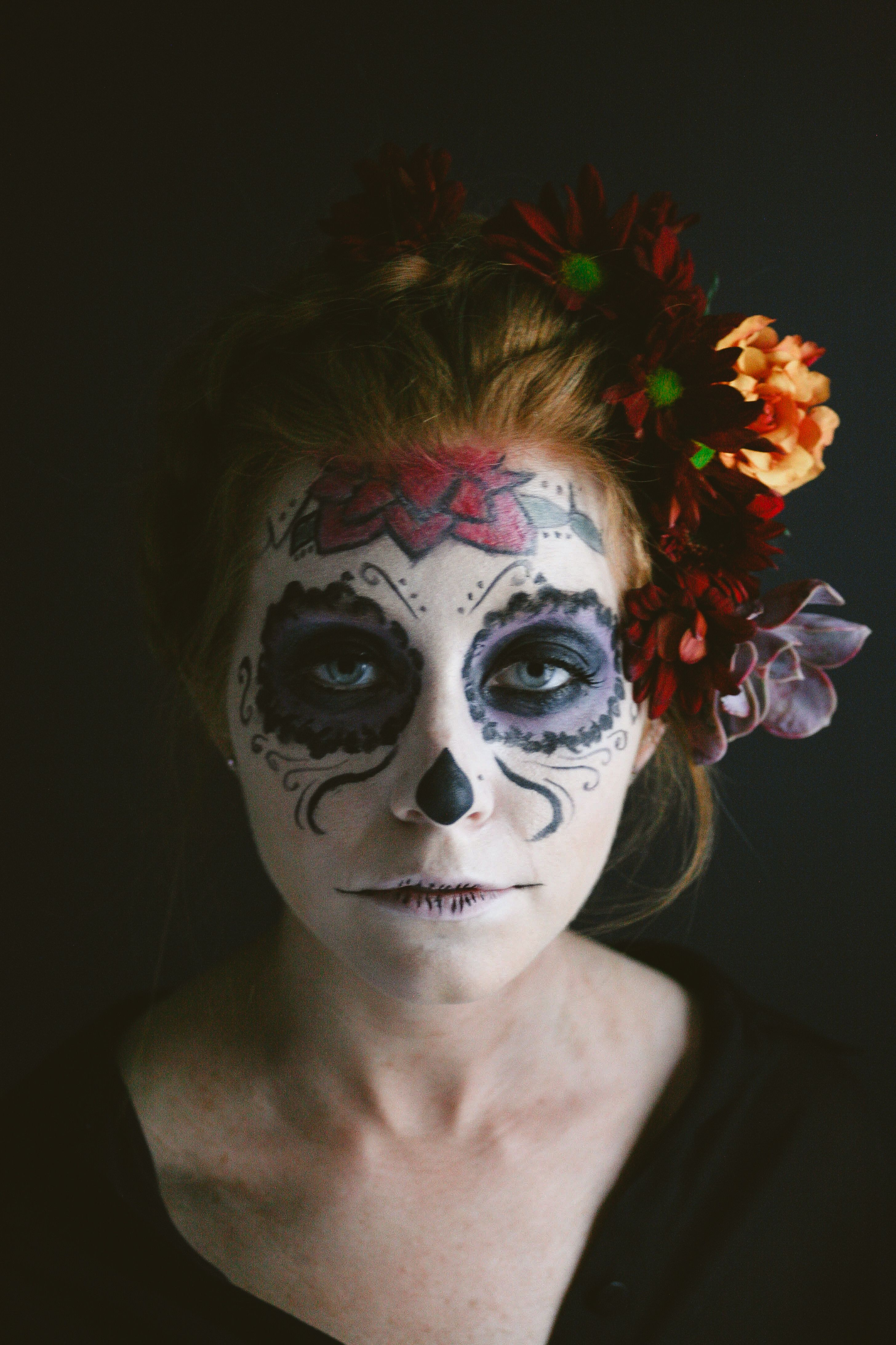 Dia De Los Muertos Makeup Halloween, Halloween makeup