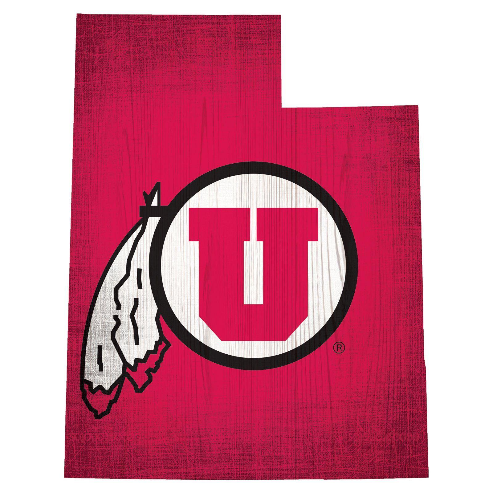 Utah Utes Coloring Pages