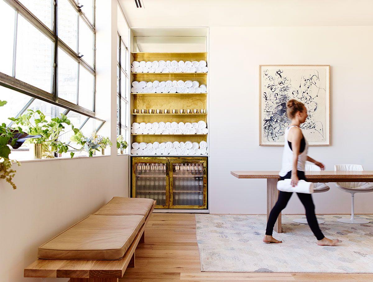 Stories On Design: The Rise of Designer Health Studios.