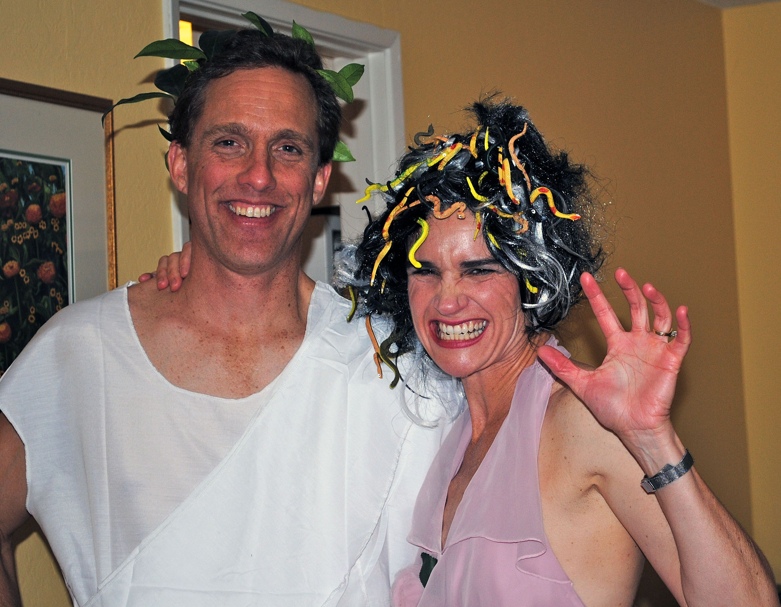 Perseus and Medusa - costume ideas blog  sc 1 st  Pinterest & Perseus and Medusa - costume ideas blog | Halloween - Ideas and ...