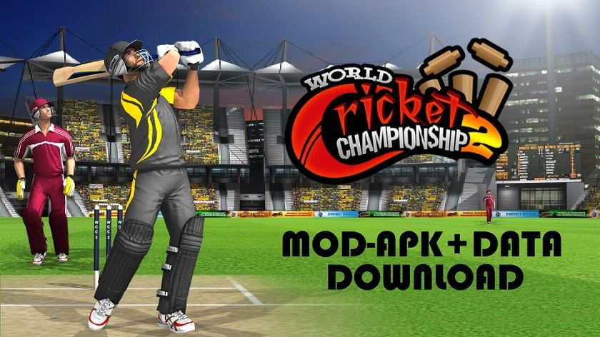 World Cricket Championship v2 2 7 1 Apk Data Mod Money Free Download