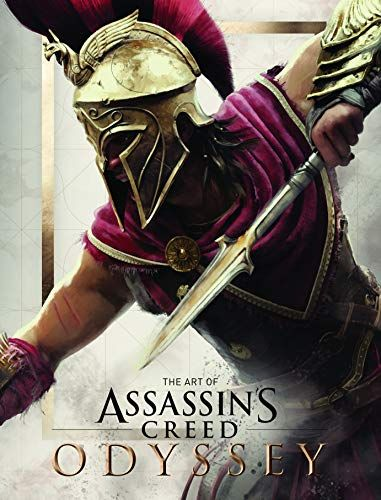 Download The Art Of Assassins Creed Odyssey By Kate Lewis PDF EPUB Kindle