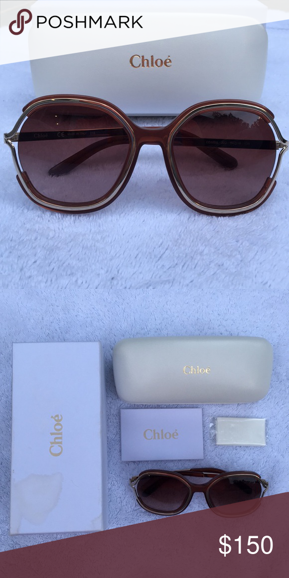 7b9a30ffd3c2 Chloe Sunglasses Brand New - Never Been Worn - Chloe Sunglasses Chloe  Accessories Sunglasses