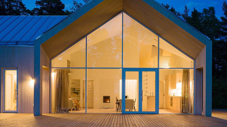 Mer Arkkitehdit / Mer Architects / Mer Arkitekter | Gamla Villan
