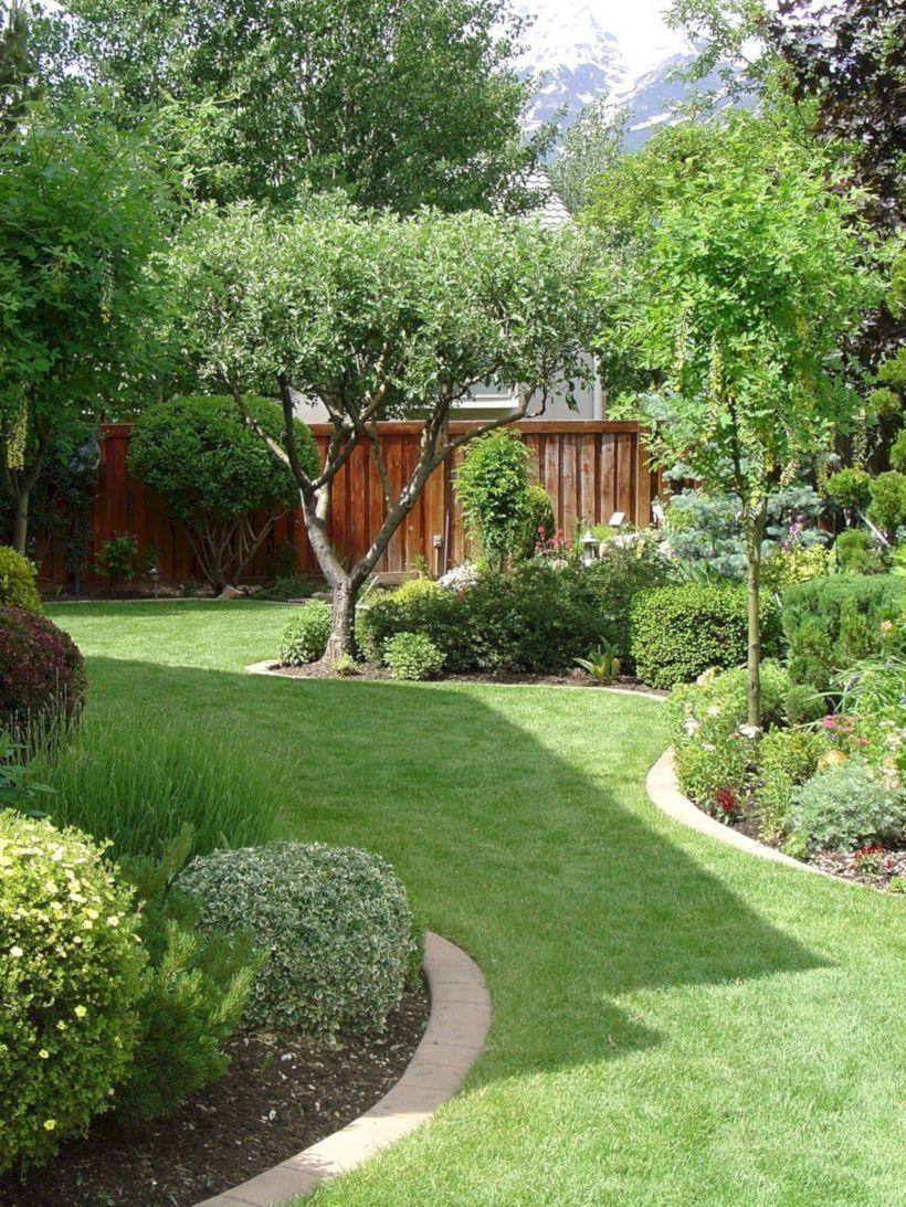 82 Creative Landscaping Ideas For Small Backyard #smallgardenideas