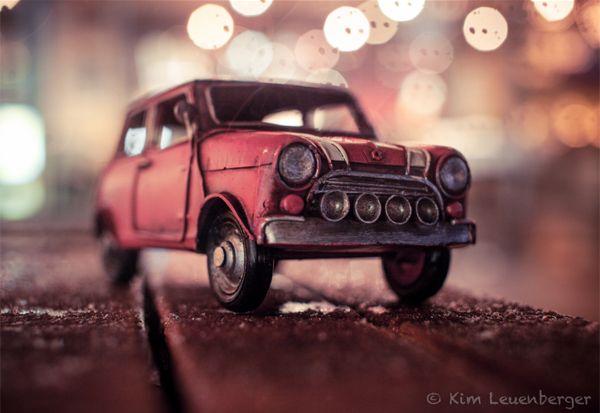 "Wonderful Photo Project Showcase: Kim Leuenberger's ""Traveling Cars Adventures"""