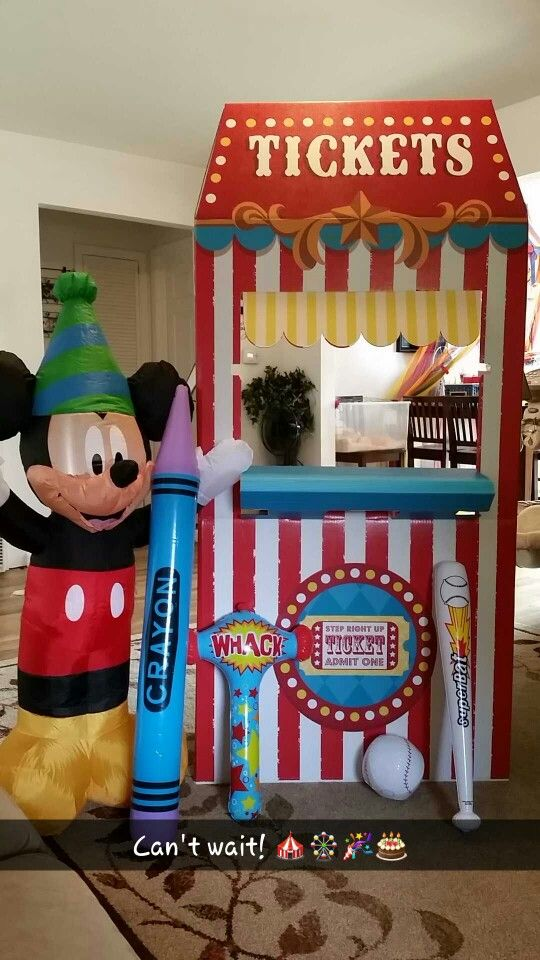 Mickey's Clubhouse Carnival